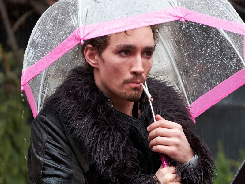 klaus umbrella academy