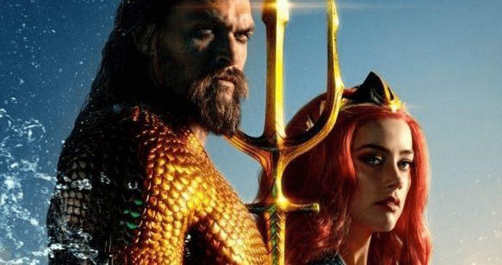 Aquaman o la resurrección del DC Universe