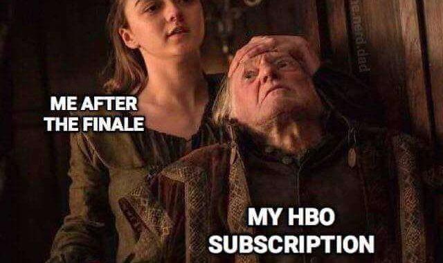 Los memes más chidos sobre el final de Game de of Thrones