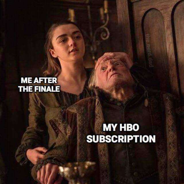 memes final game of thrones