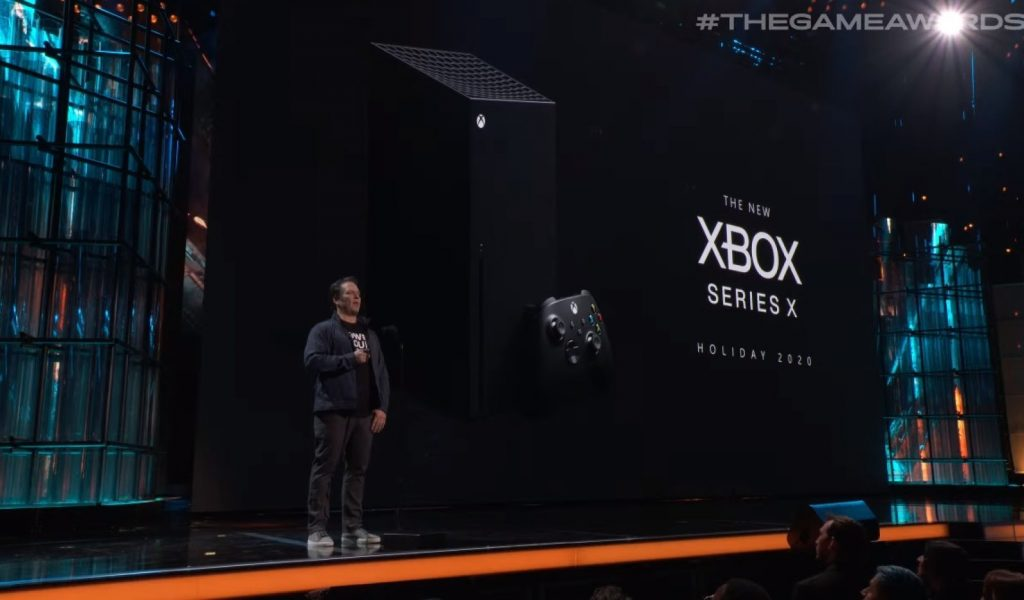 xbox series x the game awards