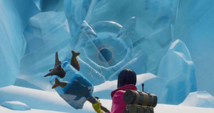 "Todo sobre el evento ""Cattus"" en Fornite: ¡un monstruo destruyó Pico Polar!"