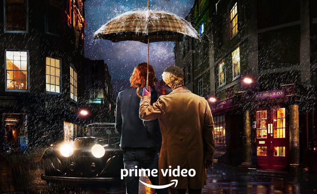 good omens segunda temporada