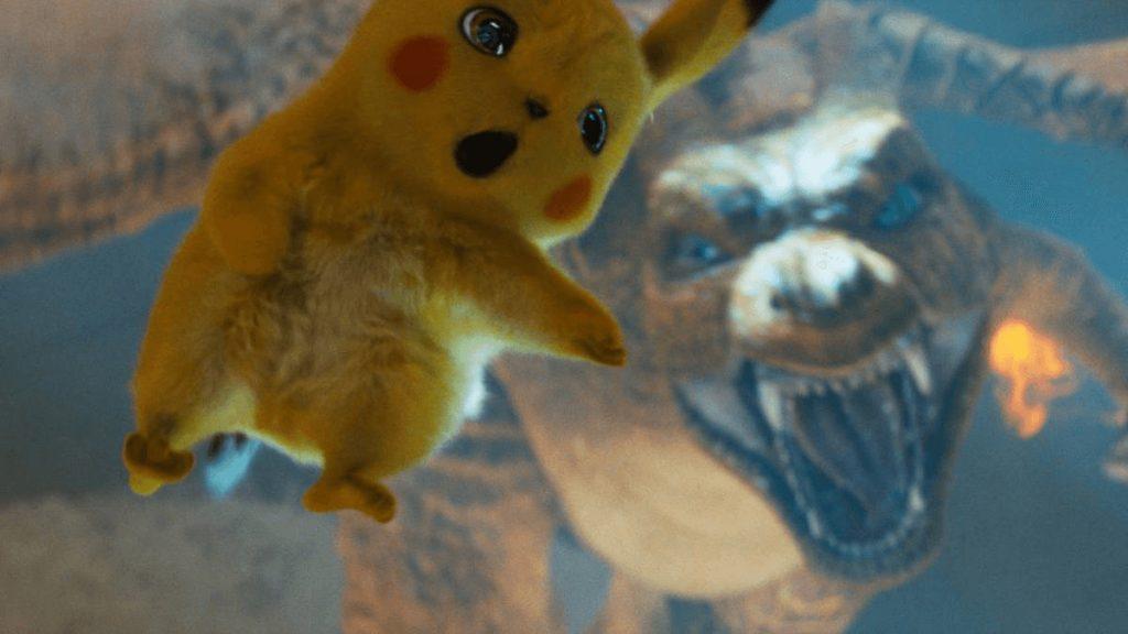película detective pikachu