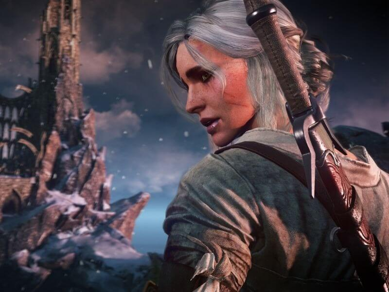 the witcher 3 E3 2019