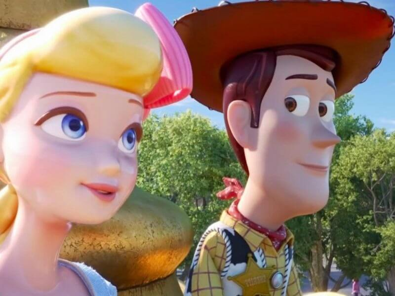Toy Story 4 reseña