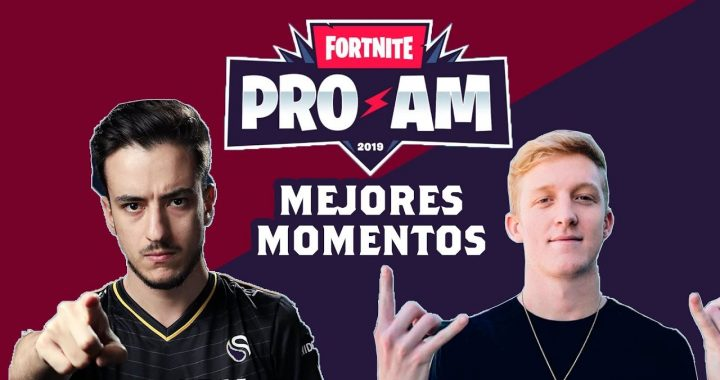 Fortnite lo hizo de nuevo con el Celebrity Pro-Am 2019