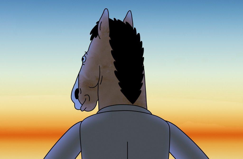 series existencialistas bo jack horseman