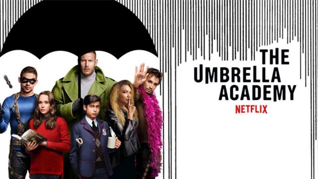 umbrella academy segunda temporada