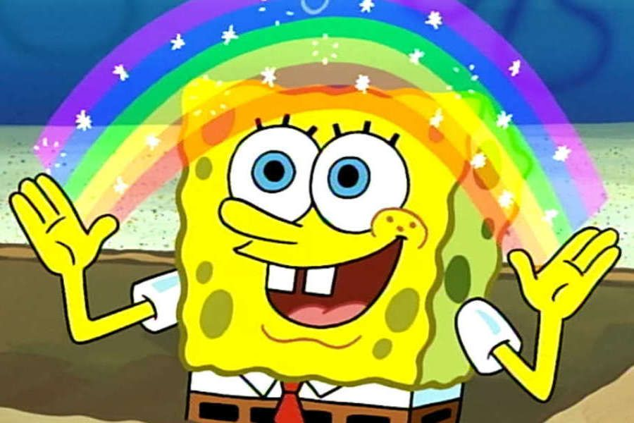 bob esponja no es gay