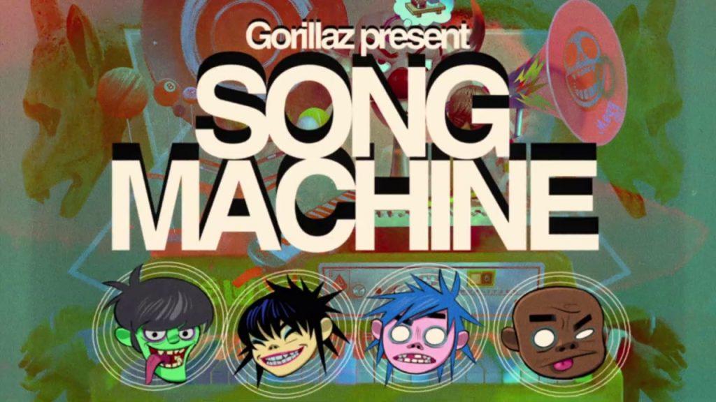 song machine episodios