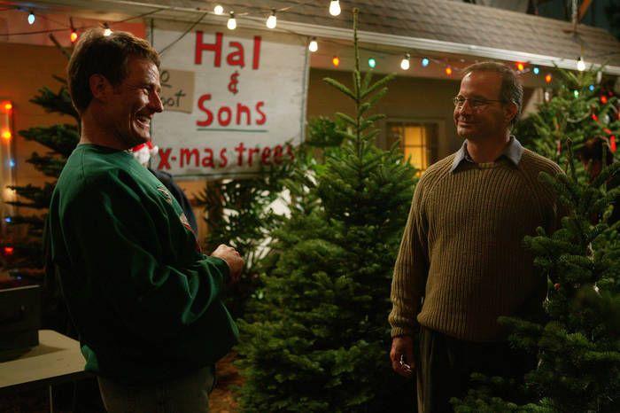 malcolm el de enmedio capitulos arboles de navidad