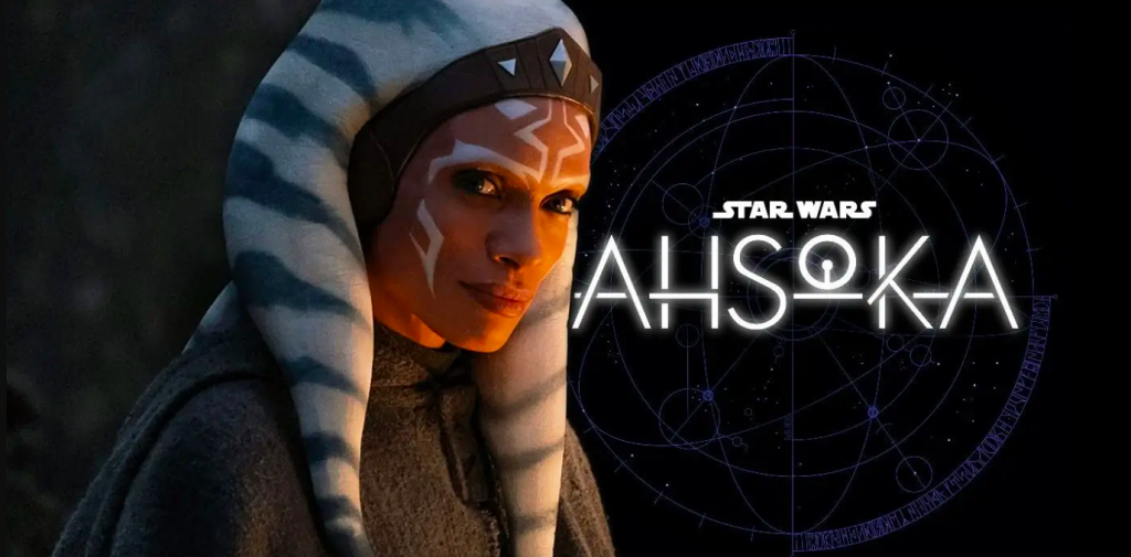 ahsoka serie disney plus