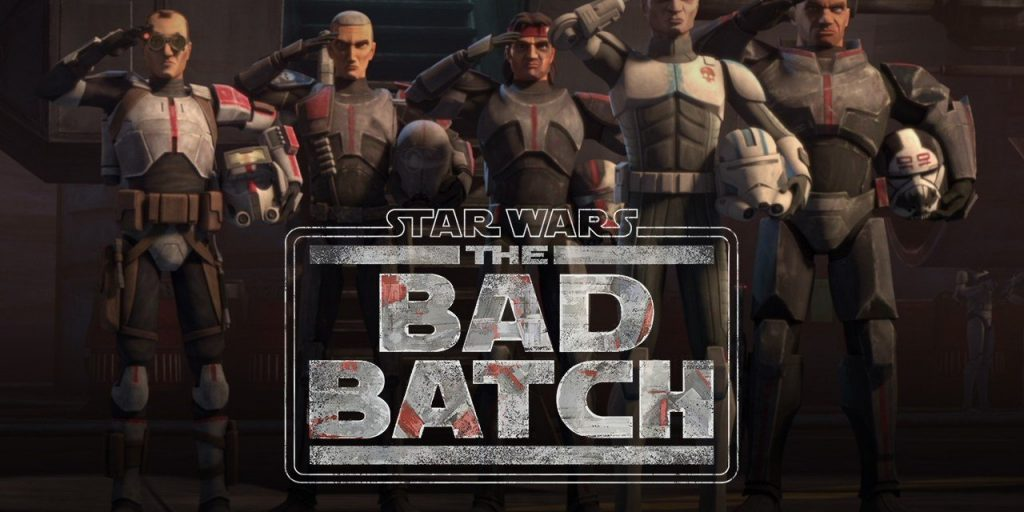 star wars the bad batch serie