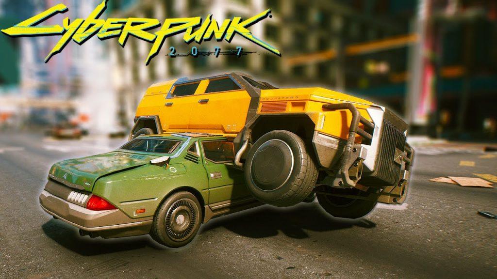 cyberpunk 2077 bugs 2