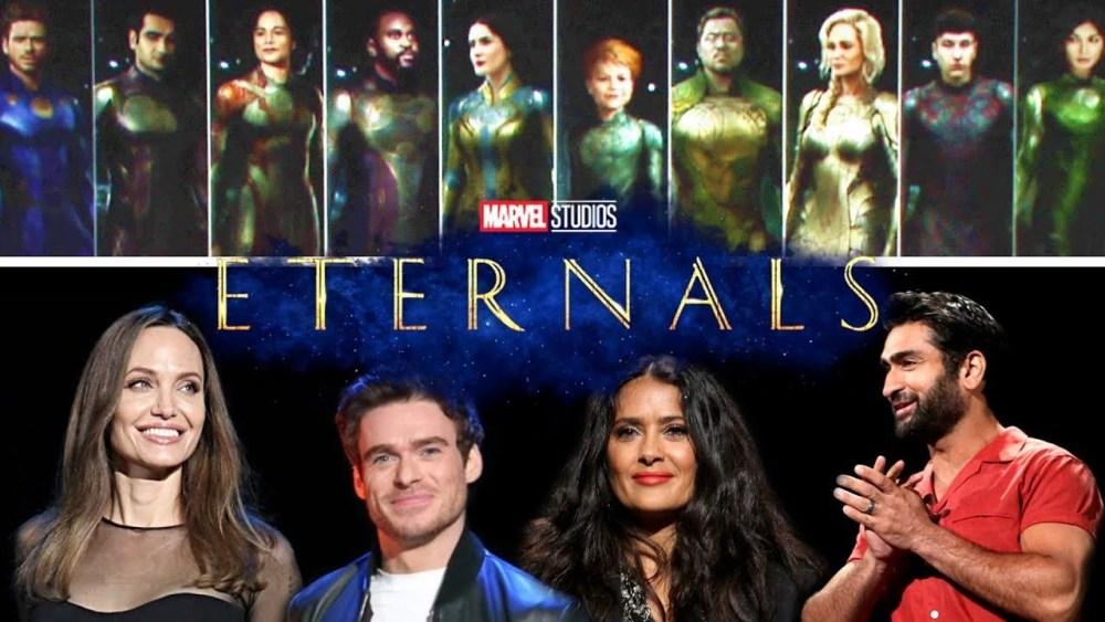 the eternals elenco