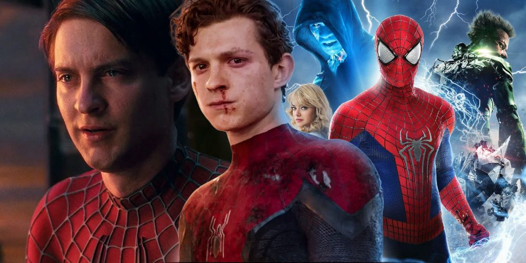 spiderman 3 mcu