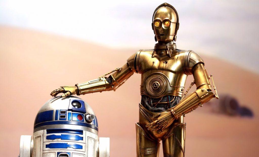 serie una historia de droides  disney plus
