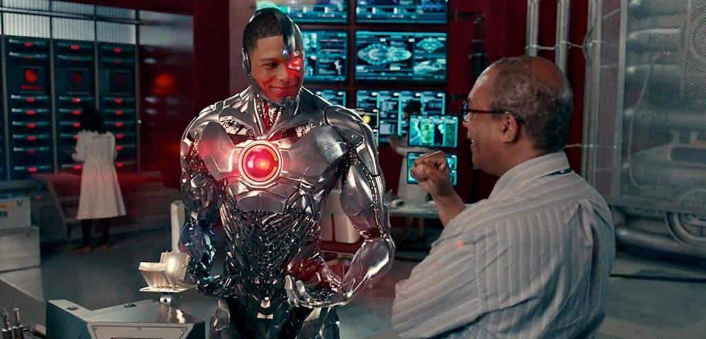 cyborg snyder cut