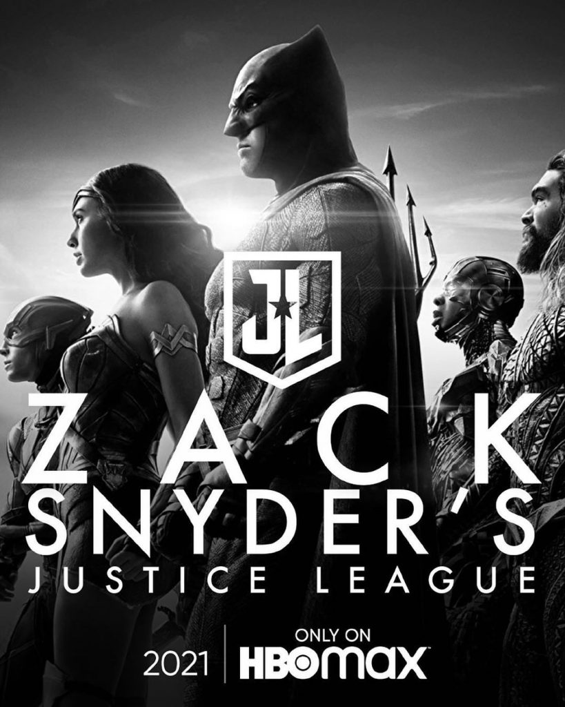 snyders cut poster