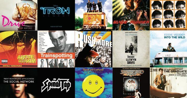10 soundtracks de películas para una tarde lluviosa