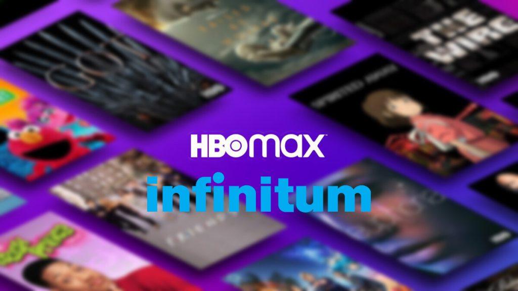 hbo max telmex infinitum