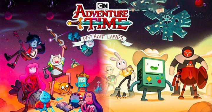Hora de Aventura Distant Lands: un regreso triunfal para Finn y Jake