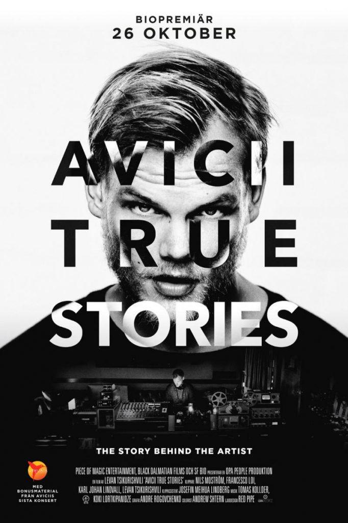Avicii- True Stories documental