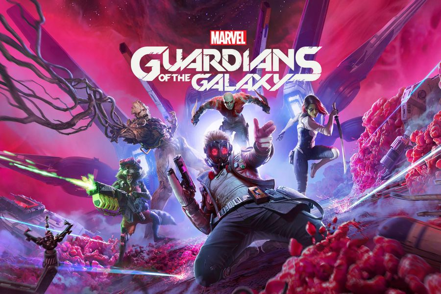 Marvel Guardianes de la Galaxia e3 2021