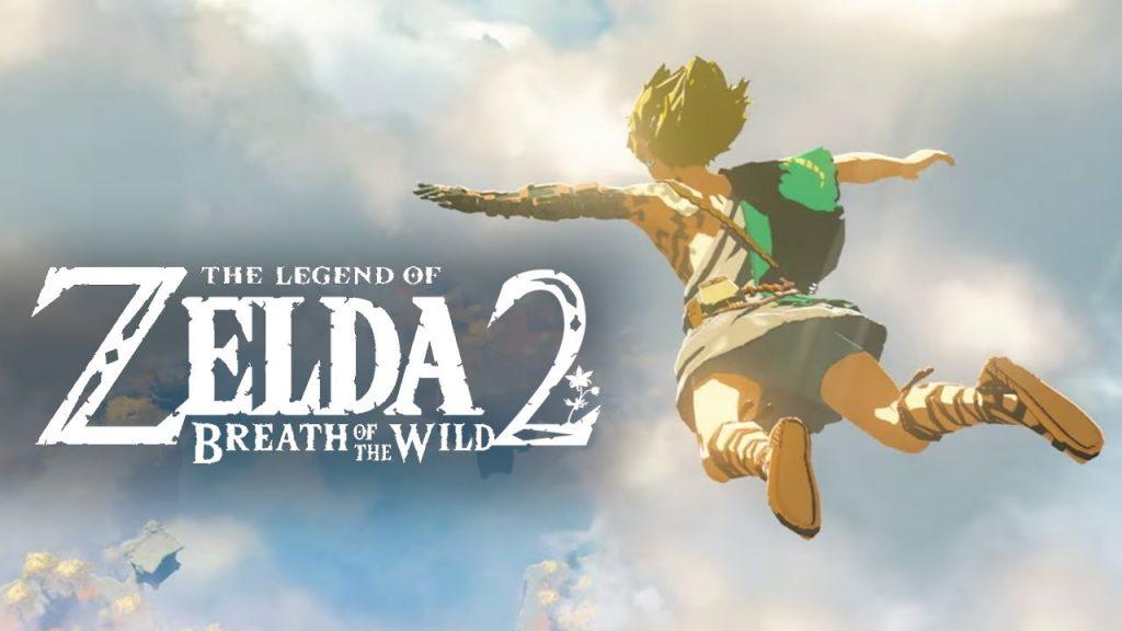 The Legend of Zelda- Breath of the Wild 2 e3 2021