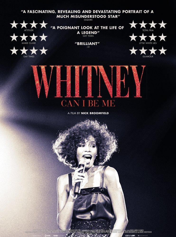 Whitney- Can I Be Me documental