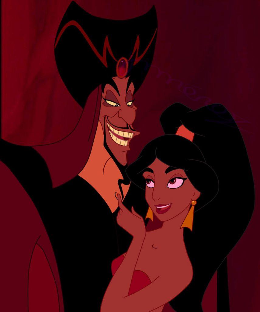 jasmine y jafar