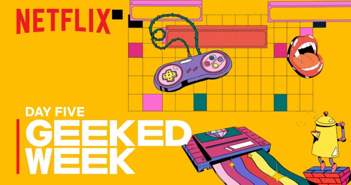 Netflix Geeked Week: todas las series y películas anunciadas
