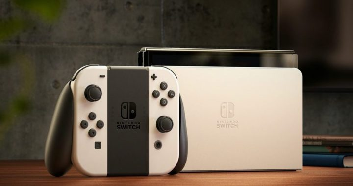 Nintendo Switch OLED: lo mismo, pero más caro