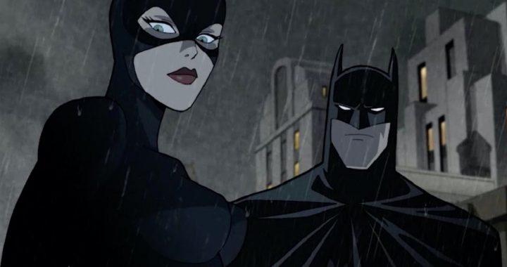 Si no ves Batman The Long Halloween te estás perdiendo de un peliculón