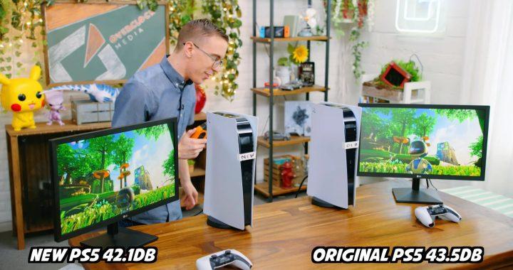 La nueva PS5 es peor que en su lanzamiento