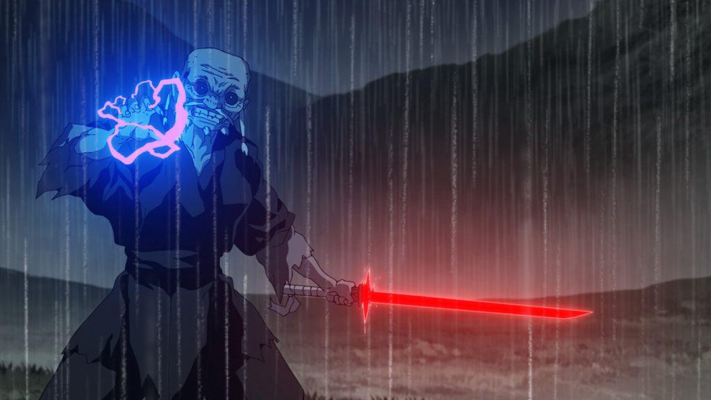 star wars visions el viejo