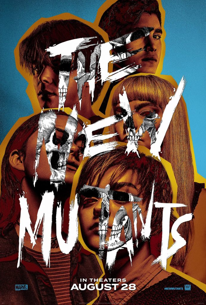 the_new_mutants poster