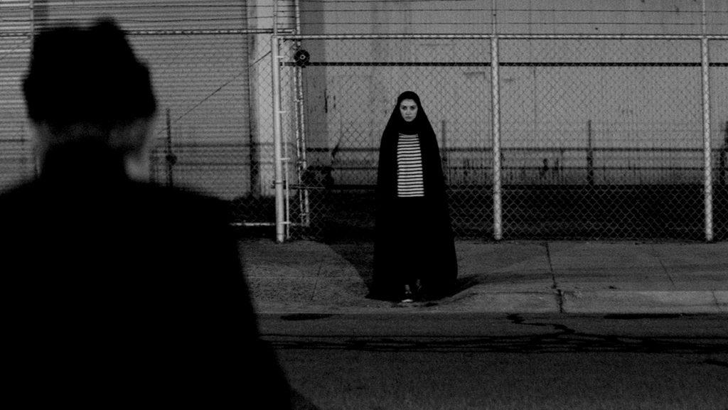 A Girl Walks Home Alone At Night mejores peliculas de terror