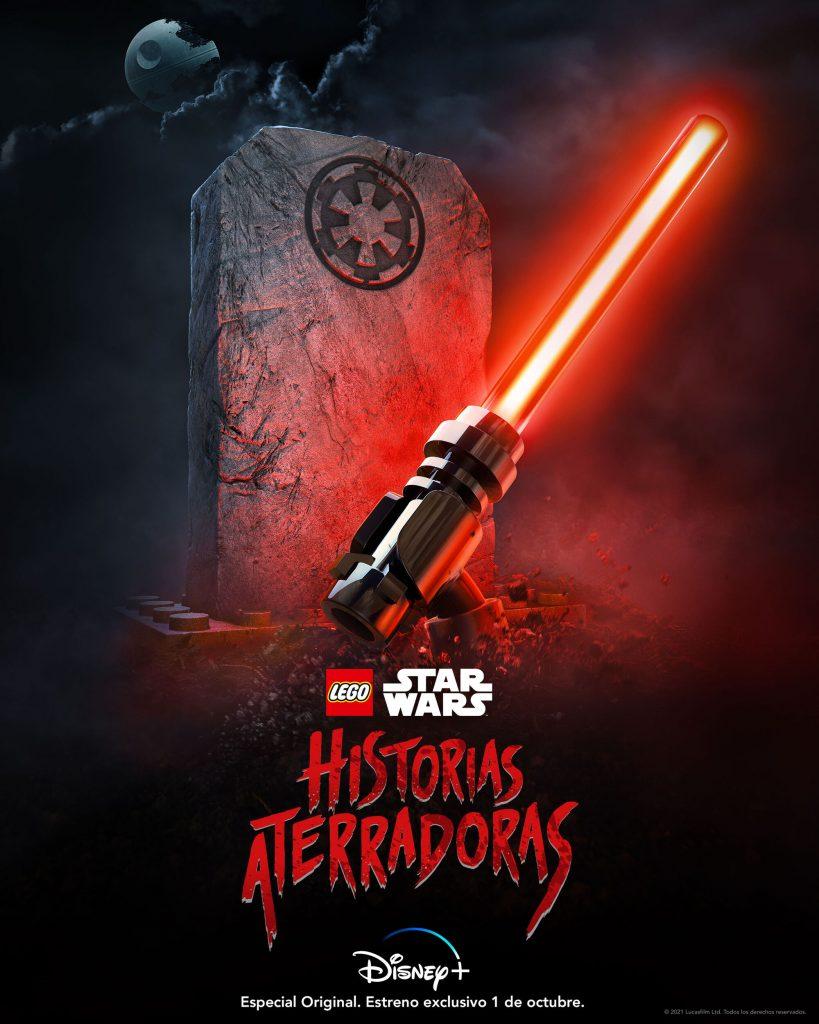 Lego Star Wars- Historias aterradoras