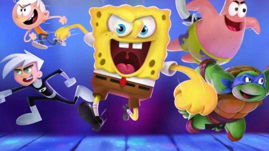 nickelodeon all star brawl videojuego
